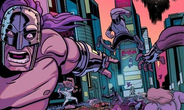 VOW Book Review: Invasion from Planet Wrestletopia