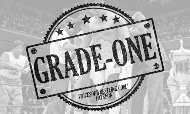 GRADE-ONE (Chono vs. Rude – 1992)