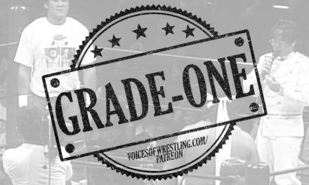 GRADE-ONE (Mutoh vs. Hashimoto – 1995)