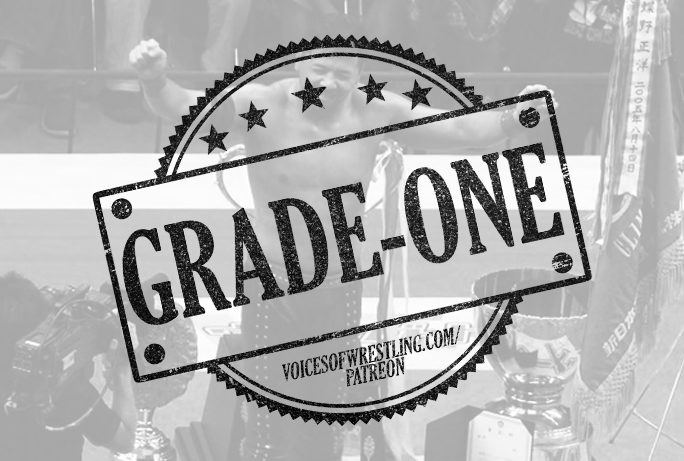 GRADE-ONE (Nakamura vs. Naito – 2011)