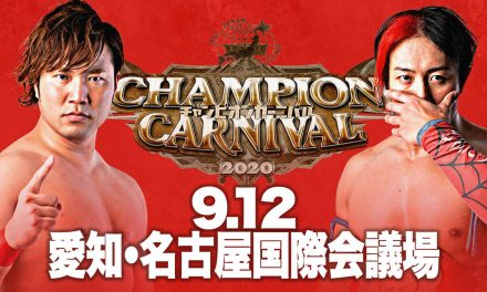 AJPW Champion Carnival 2020 Night 1 (September 12) Results & Review