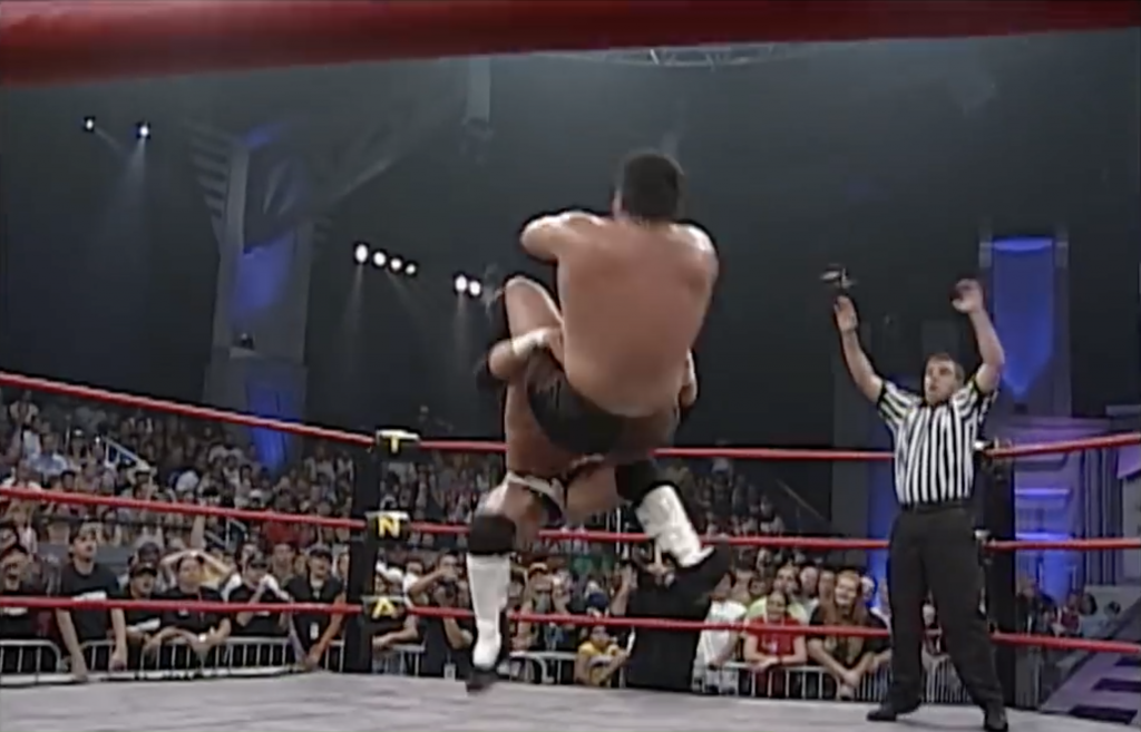 A September of Sabin #2 - powerbomb