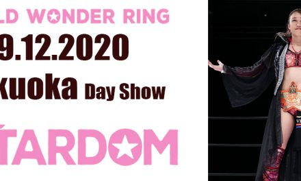 Stardom 5☆STAR GP 2020 Day 5 Early (September 12) Results & Review