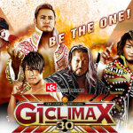 NJPW G1 Climax 30 Night 4 (September 24) Audio Review