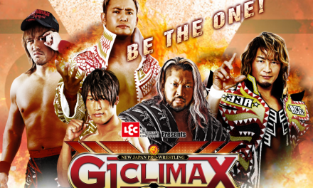 NJPW G1 Climax 30 Night 16 (October 14): The Wall