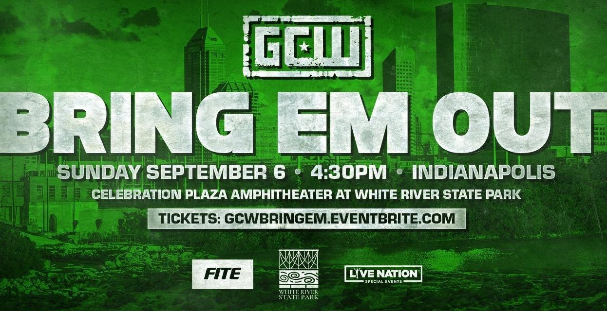 GCW Bring Em Out (September 6) Results & Review