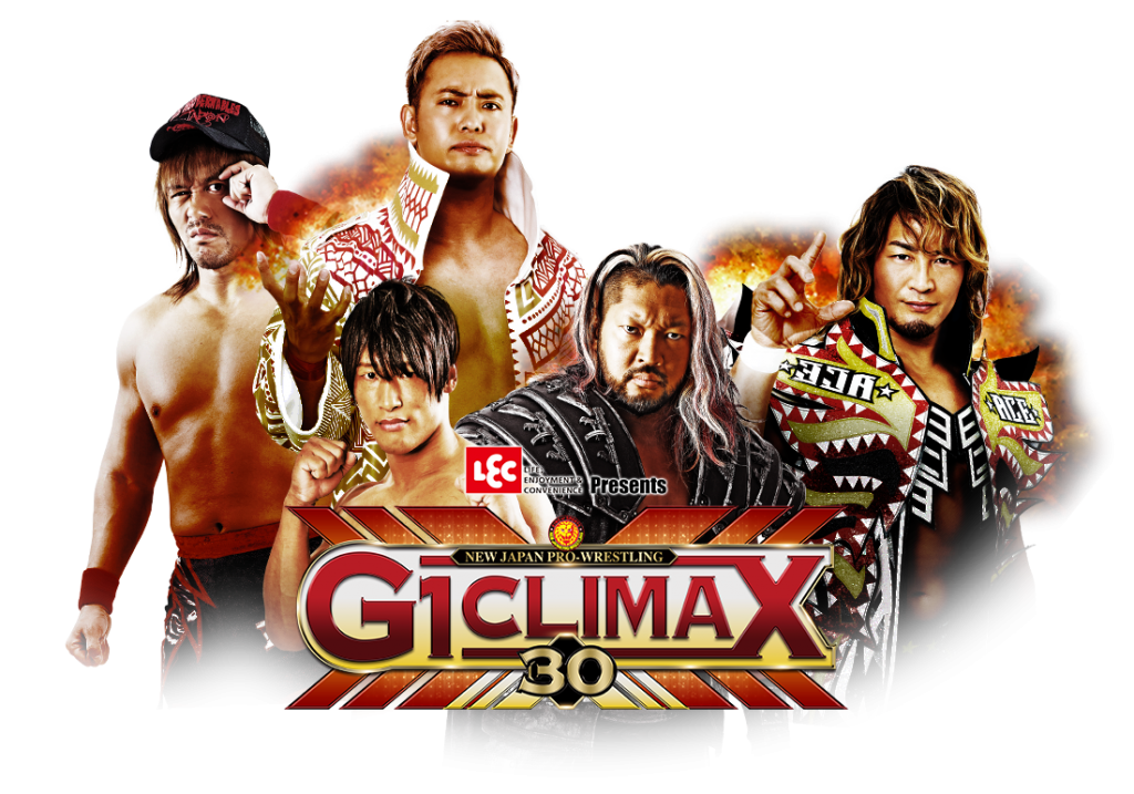 Image result for g1 climax 30