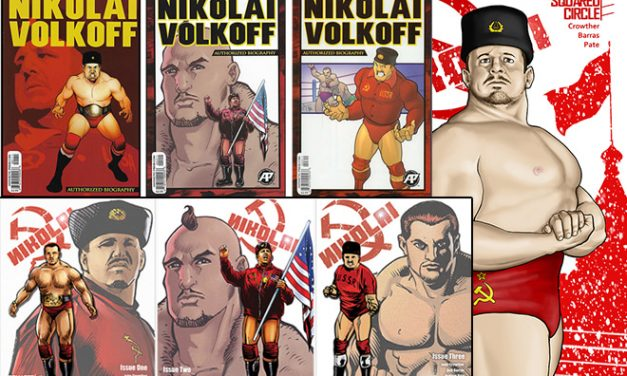 """VOW Book Review: """"Nikolai"""" by Crowther, Barras, and Pate"""