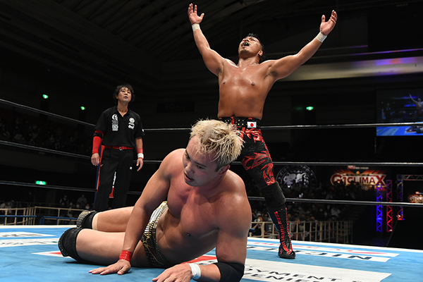 NJPW G1 Climax 30: Night 13 (October 10) Results & Review