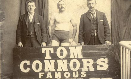 American Wrestling in the 1890s