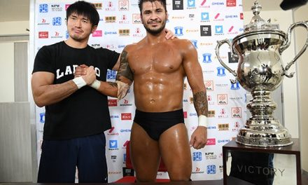 NJPW Young Lions, ROH Pure Tournament: Blueprint For Wrestling Going Forward