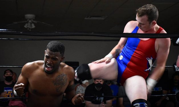 Paradigm Pro Wrestling & Being a Wrestling Fan With ADHD