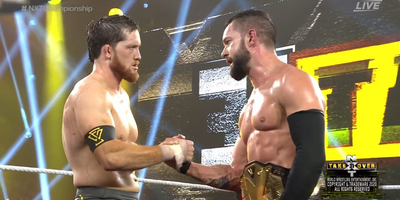NXT Takeover 31 (October 4) Results & Review
