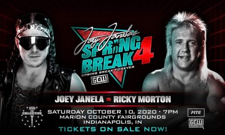 GCW Joey Janela's Spring Break 4 (October 10) Results & Review