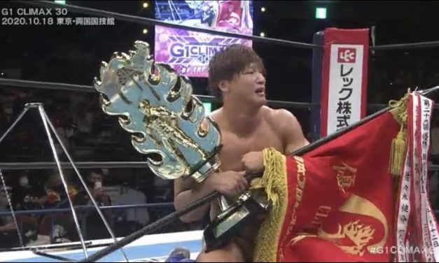 NJPW G1 Climax 30 Finals (October 18) Results & Review