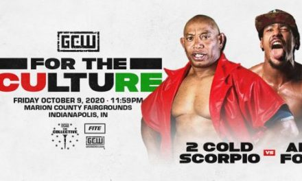 GCW & The Collective Present: For The Culture (October 10) Results & Review