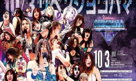 Stardom Yokohama Cinderella (October 3) Results & Review