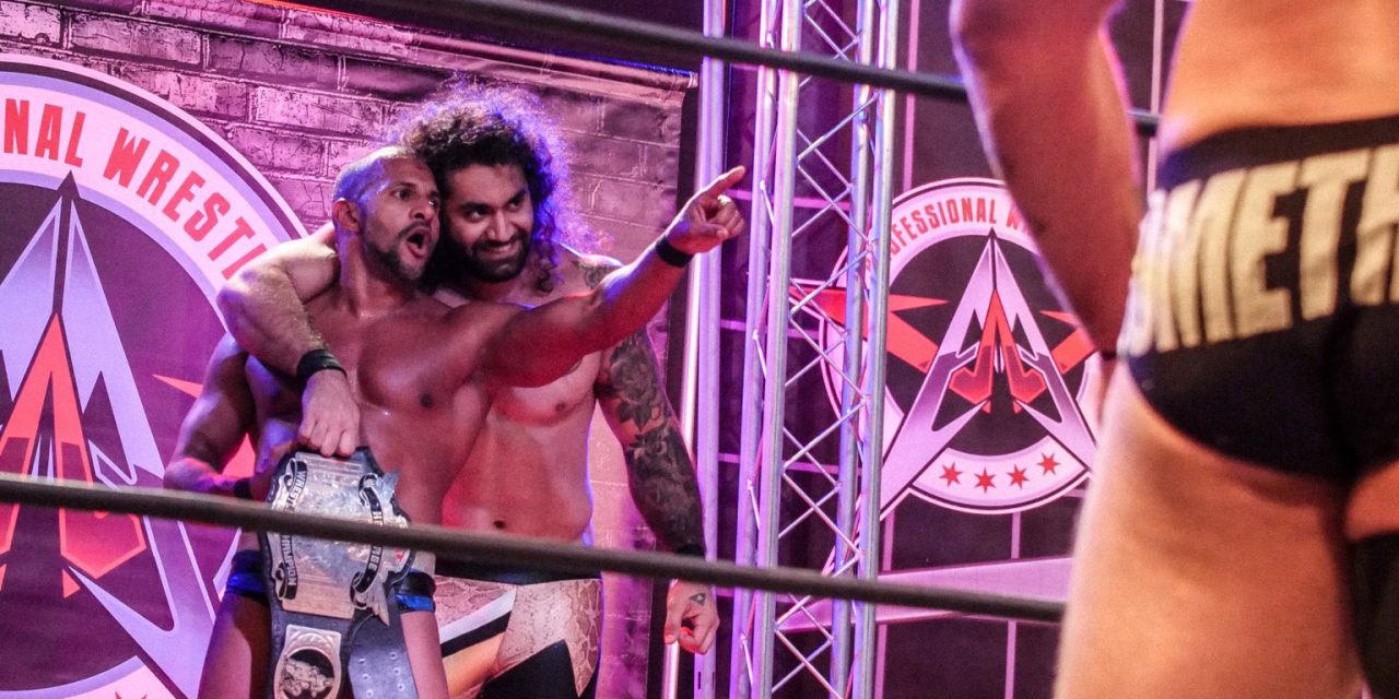 AAW Alive (October 29) Results & Review