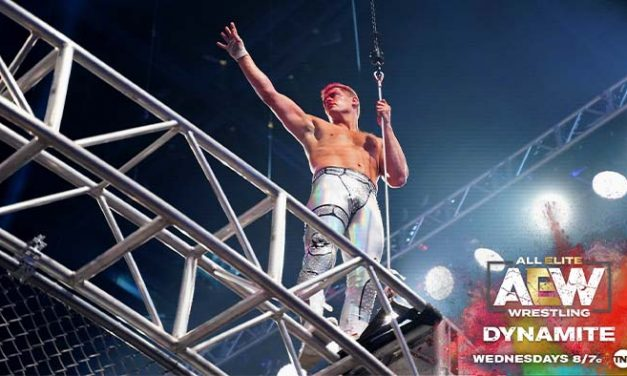 The Dynamite Dozen: The Twelve Best Matches in AEW Dynamite History