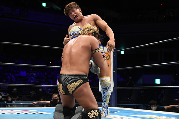 Welcome to the Tanahashi's Only Club: Jay White, Kota Ibushi & Well, That Happened (Again)