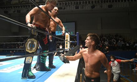 NJPW Road to Power Struggle 2020 Night 1 (October 23) Results & Review