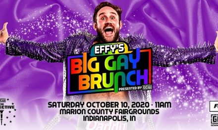 Effy's Big Gay Brunch Was The Meal I Needed