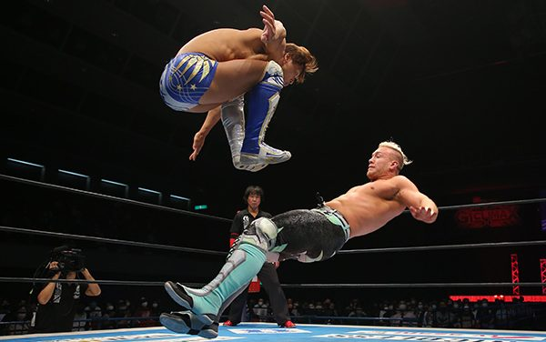 NJPW G1 Climax 30: Night 9 (October 5) Results & Review