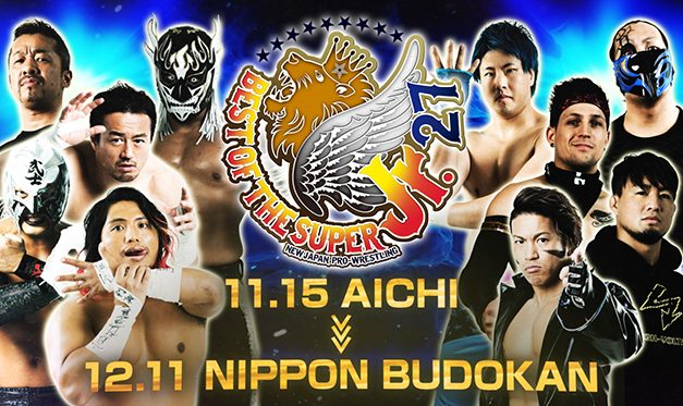 NJPW Best of the Super Juniors 27 Preview & Schedule