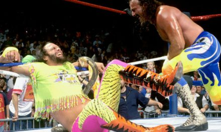 Snakebitten: The Day Jake Roberts Made Me Lose My Damn Mind.