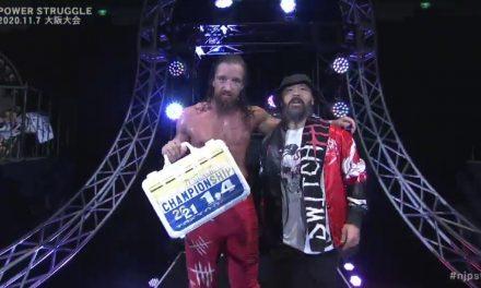 NJPW Power Struggle 2020 (November 7) Results & Review