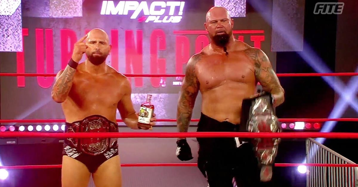 Impact Wrestling Turning Point 2020 (November 14) Results & Review