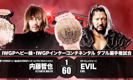 NJPW Power Struggle 2020 (November 7) Preview & Predictions