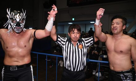 NJPW Road to Power Struggle Night 7 (November 1) Results & Review
