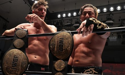 NJPW Road to Power Struggle 2020 Night 8 (November 2) Results & Review