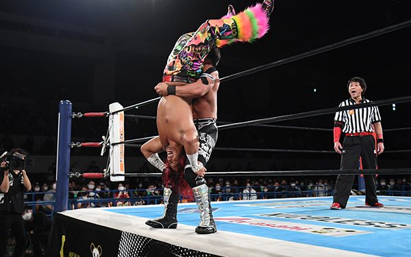 NJPW Best of the Super Juniors 27/World Tag League 2020 (November 15) Results & Review