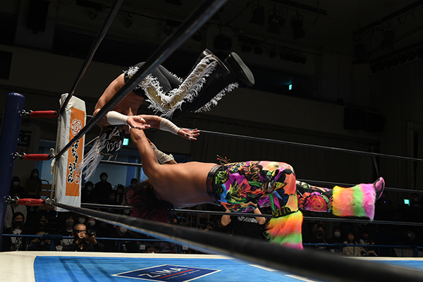 NJPW Best of the Super Juniors 27 Night 2 (November 18) Results & Review