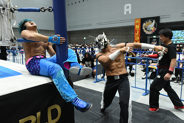NJPW Best of the Super Juniors 27 Night 4 (November 23) Results & Review