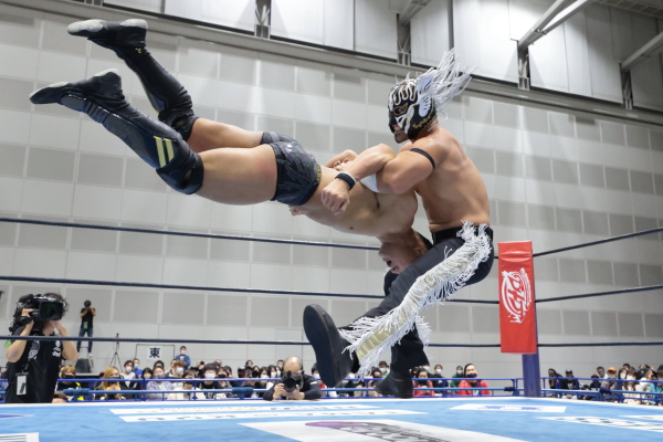 NJPW Best of Super Juniors 27 Night 5 (November 25) Results & Review