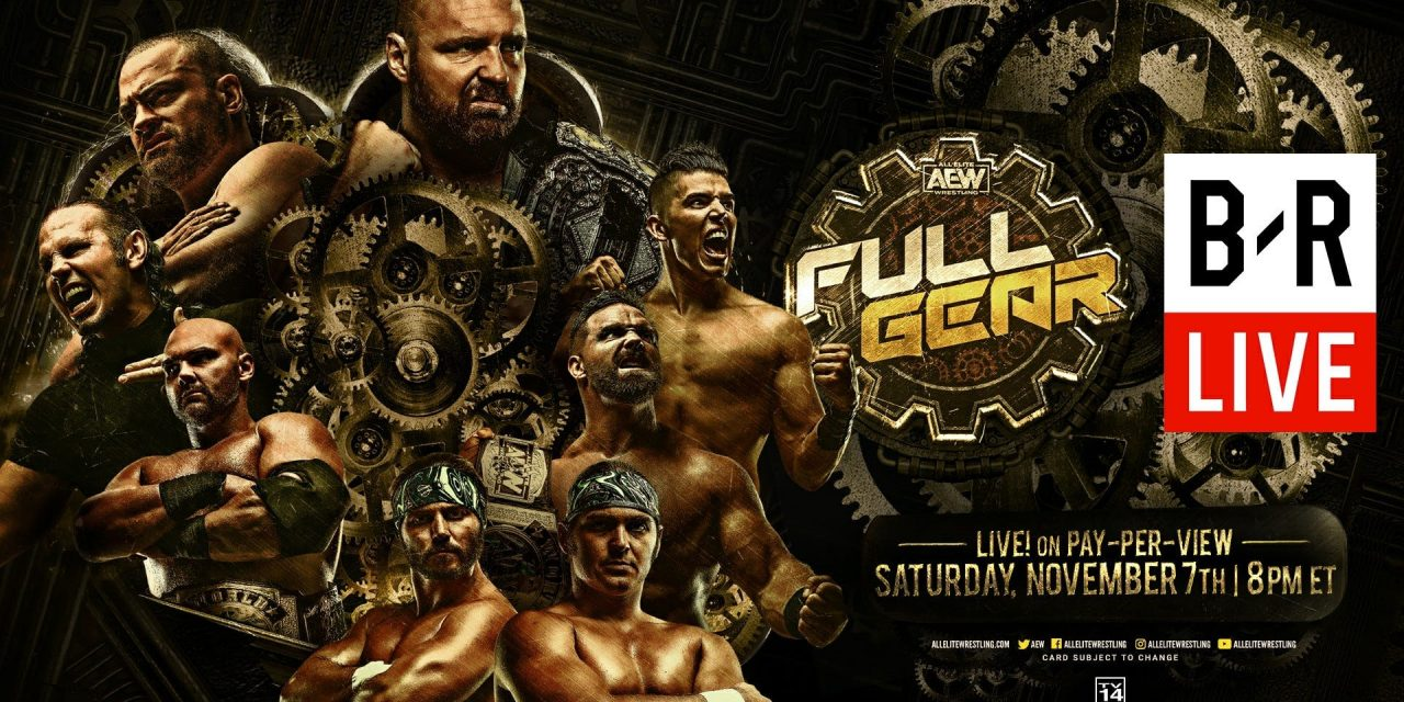 AEW Full Gear 2020 (November 7) Results & Review