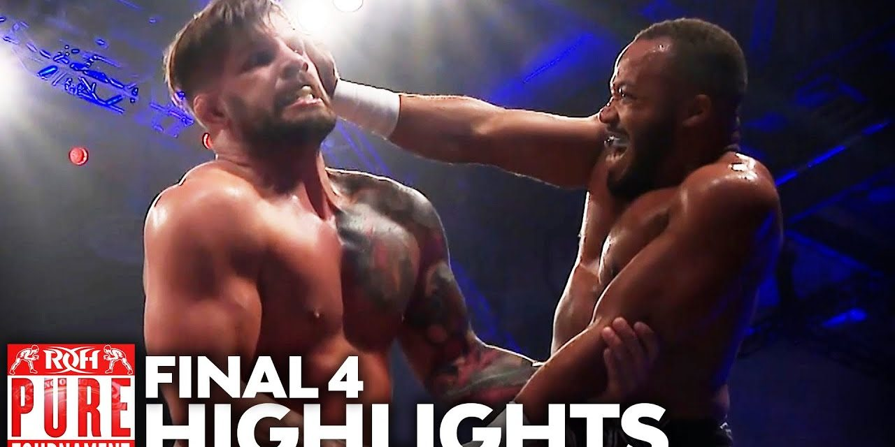 ROH Pure Title Tournament: Part 7 (October 23) Results & Review