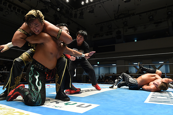 NJPW World Tag League 2020 Night 3 (November 19) Results & Review