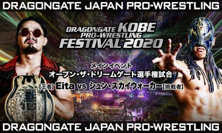 Dragongate Kobe World Pro-Wrestling Festival (November 15) Results & Review