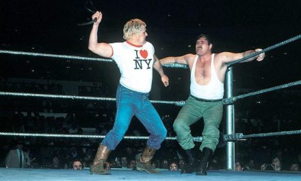 Remembering Pat Patterson: vs. Sgt. Slaughter and the Alley Fight