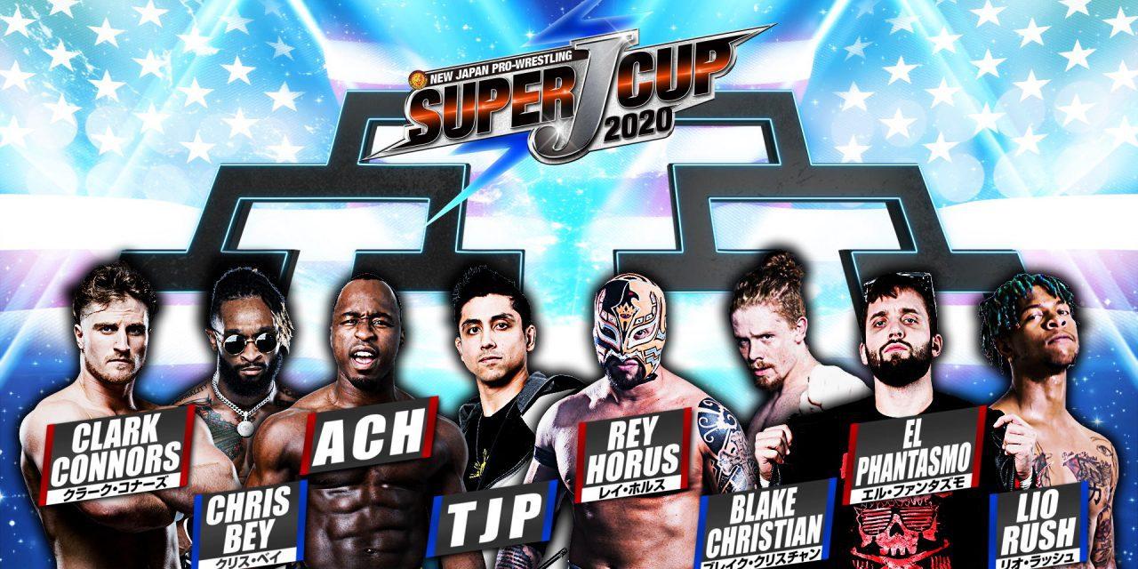 NJPW Super J-Cup 2020 (December 12) Preview