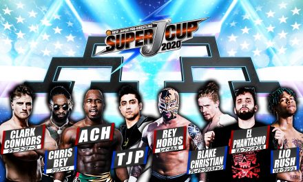 NJPW Super J-Cup 2020 (December 12) Preview
