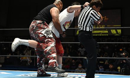 NJPW Road to Tokyo Dome Night 7 (December 23) Results & Review
