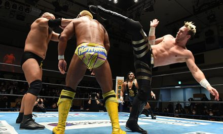 NJPW Road to Tokyo Dome Night 5 (December 21) Results & Review
