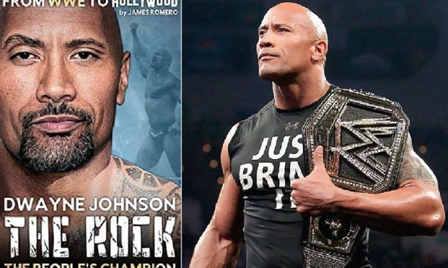 """VOW Book Review: """"Dwayne """"The Rock"""" Johnson: The People's Champion"""""""