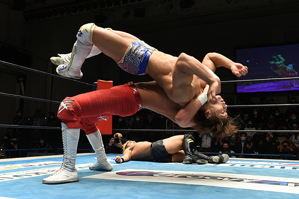 NJPW Road to Tokyo Dome Night 6 (December 22) Results & Review