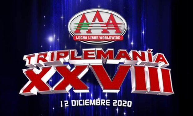 AAA TripleMania XXVIII (December 12) Preview